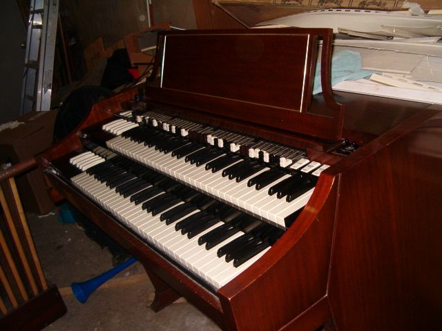 Hammond A100 Organ with Leslie