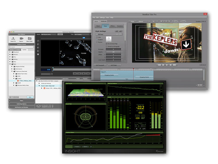 Avid Media Composer Production Pack