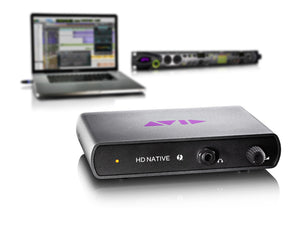 Avid Pro Tools HD Native Systems Exchange