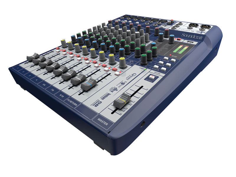 Soundcraft Signature 10