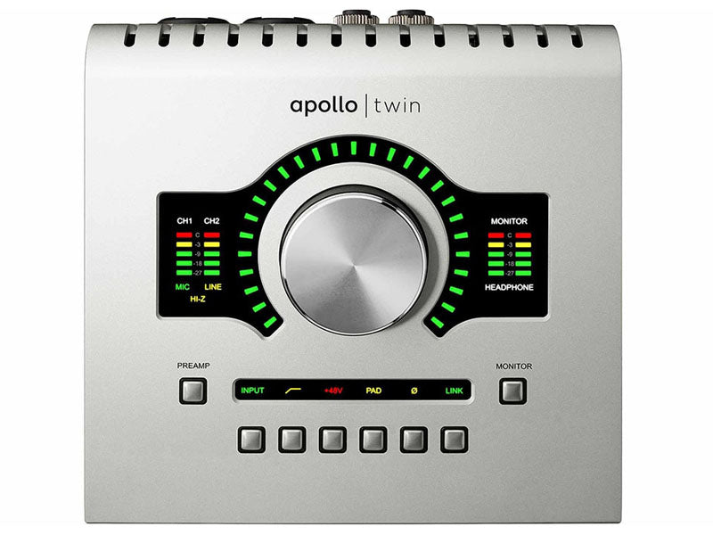 Universal Audio Apollo Twin DUO Processing