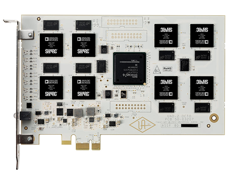 Universal Audio UAD-2 QUAD Core PCIe
