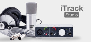 Focusrite iTrack Studio - Lightning