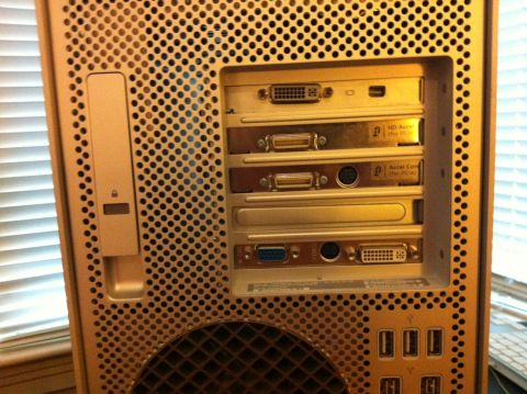 Digidesign HD2 Accel with Mac Pro