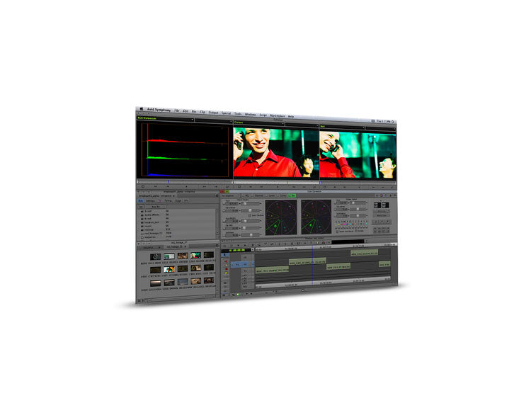 Avid Media Composer Symphony Option