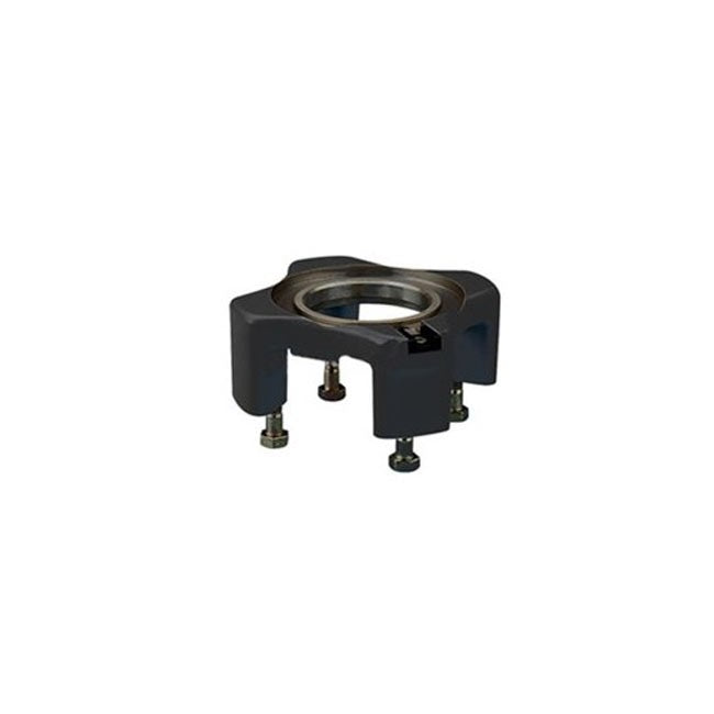 Vinten Adaptor Mitchell to 4-bolt flat base