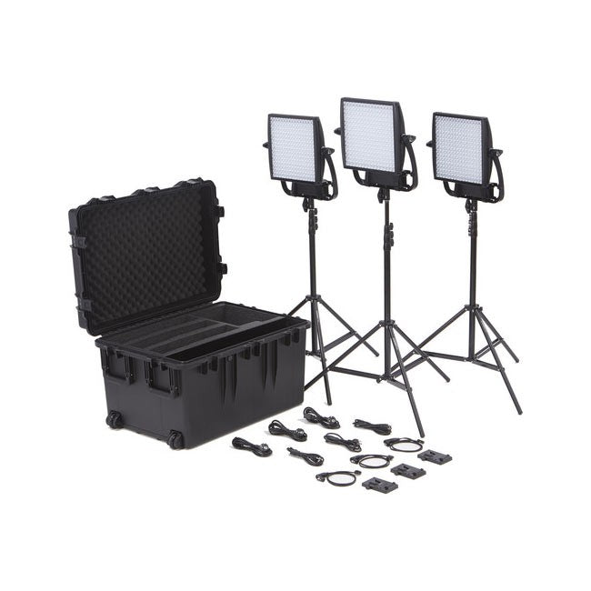Litepanels Astra 1x1  Traveler Trio Gold Mount Kit