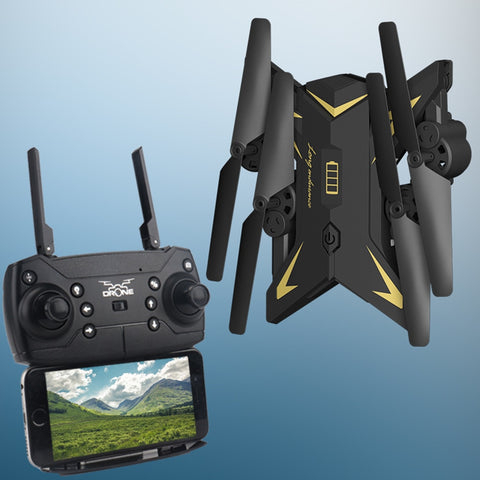 Dron Plegable Con Camara 5.0MP 2.4G - Mimundodigital