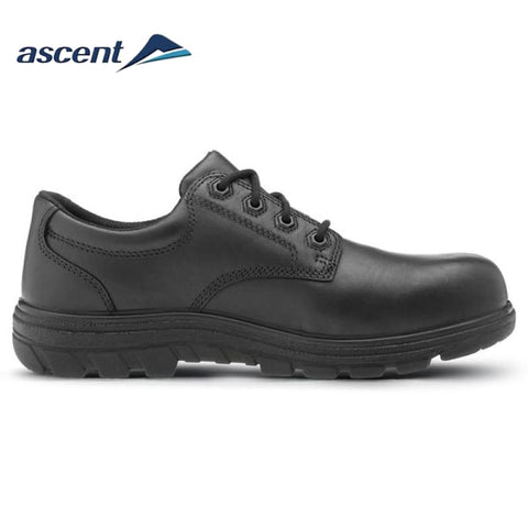 Ascent Safety Shoe Delta 2 Black Workwear