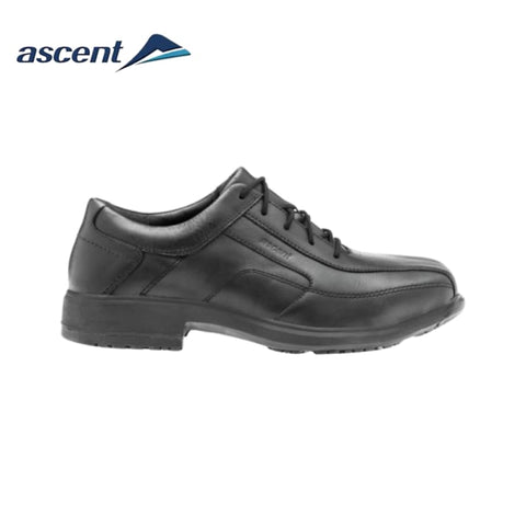 Ascent Safety Shoe Zest Black Workwear
