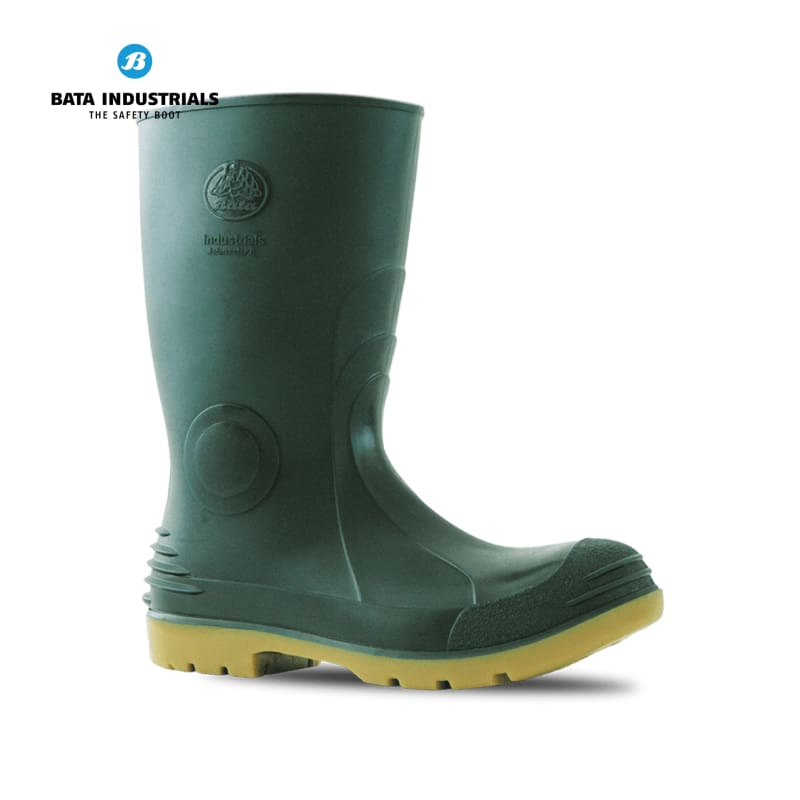 Bata Non-Safety Gumboot Jobmaster 2 300 Green Workwear