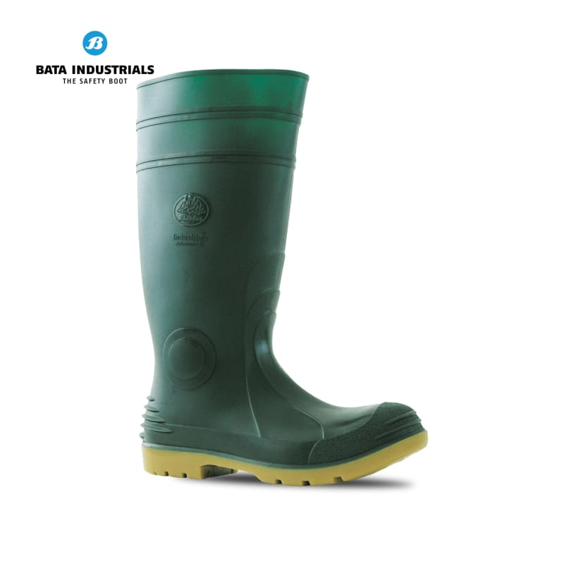 Bata Non-Safety Gumboot Jobmaster 2 400 Green Workwear