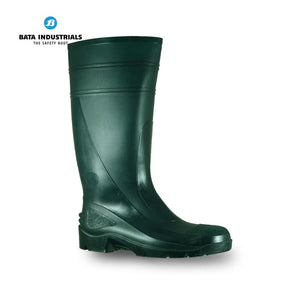 Bata Non-Safety Gumboot Utility 400 Green Workwear