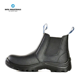Bata Safety Boot Jobmate Black Workwear