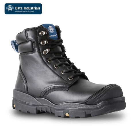 Bata Safety Boot Ranger Black Workwear