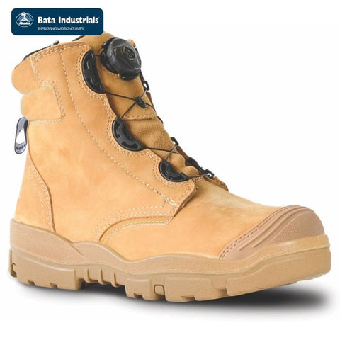 Bata Safety Boot Ranger Boa Wheat Workwear