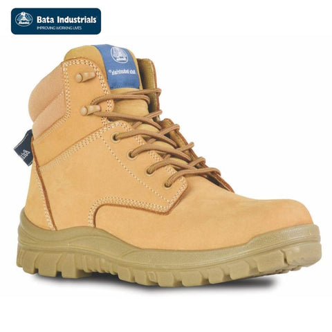 Bata Safety Boot Titan Wheat Workwear