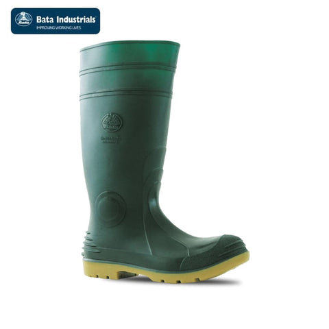 Bata Safety Gumboot Jobmaster 2 400-Green Workwear