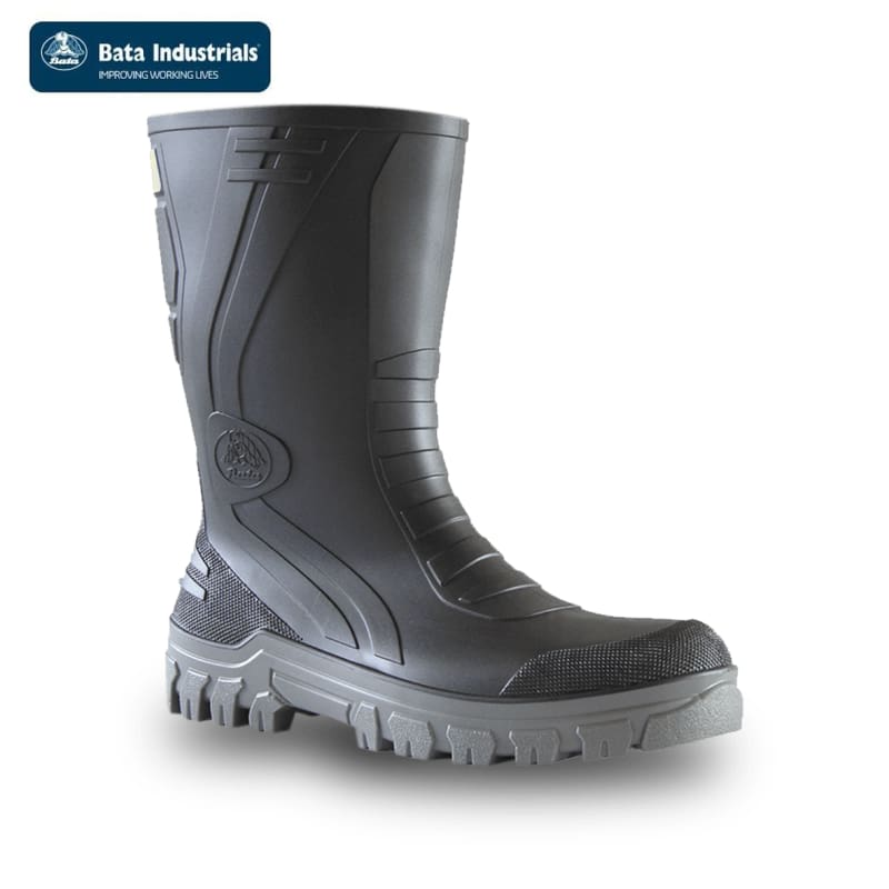 Bata Safety Gumboot Jobmaster 3 300 Black Workwear