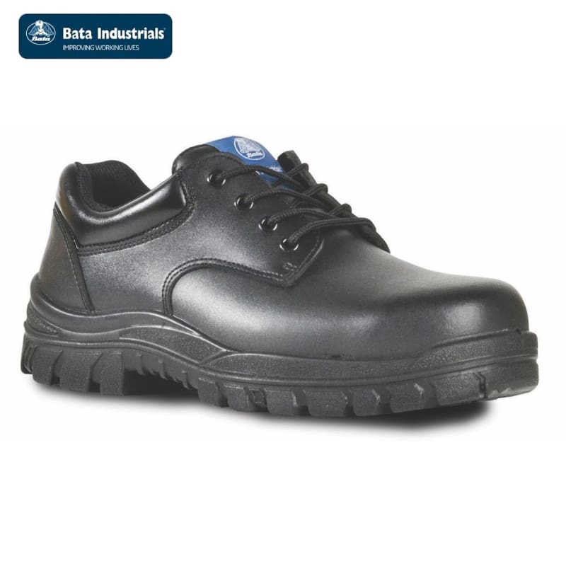 Bata Safety Shoe Neptune Black Workwear