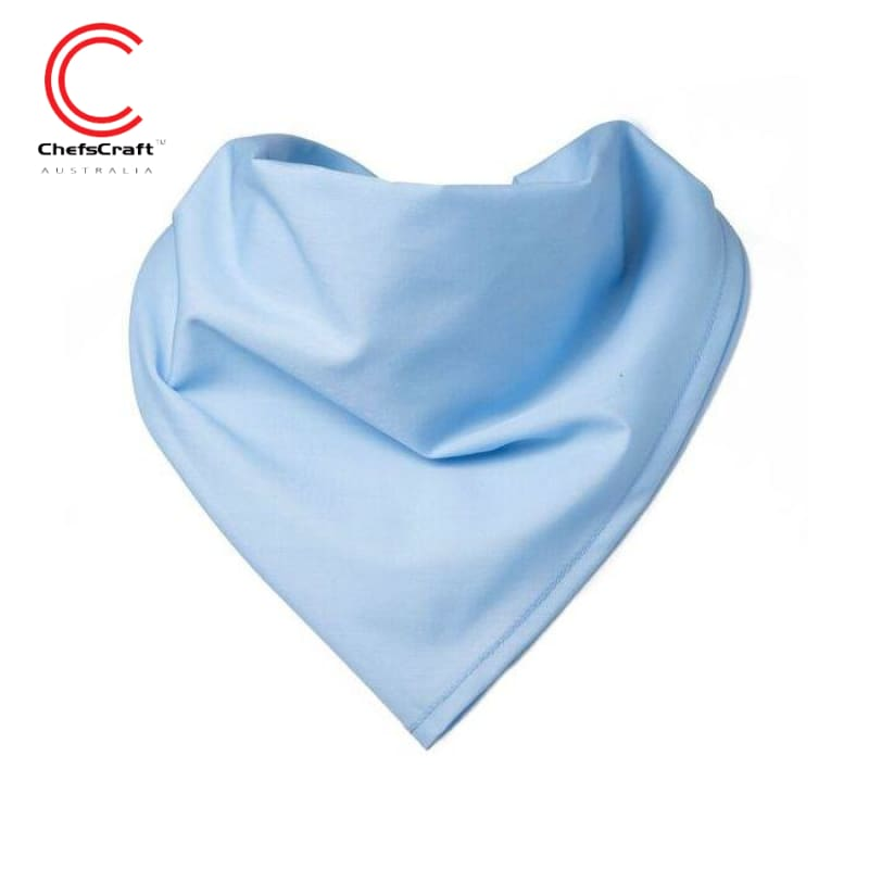 Chefscraft Neckerchief Sky Blue Workwear