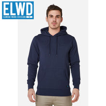 Load image into Gallery viewer, Elwd Workwear - Basic Pullover Cotton/poly Navy