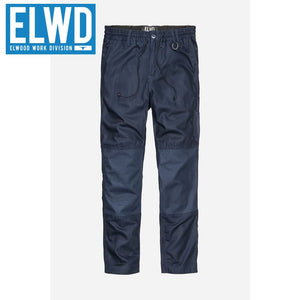 Elwd Workwear - Elastic Pant Cotton Navy