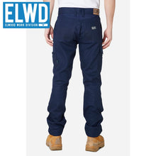 Load image into Gallery viewer, Elwd Workwear - Utility Pant Cotton Canvas Navy