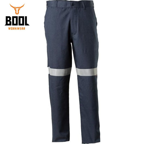 Flame Retardant Pants With Fr Tape Hrc2 Workwear