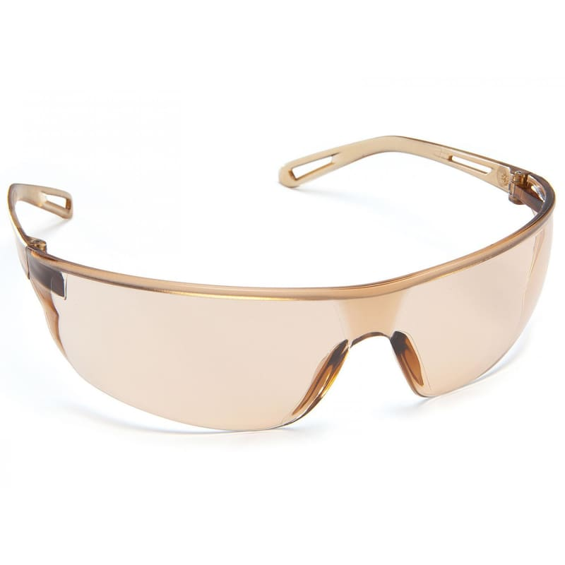 Force360 Air Light Brown Lens Safety Spectacle Wear