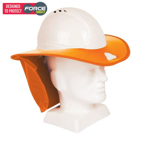 Force360 Snap Brim Orange Safety Wear