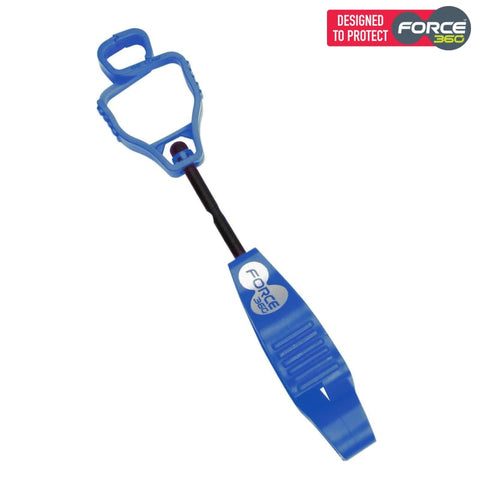 Force360 The Claw Glove Clip Blue Safety Wear