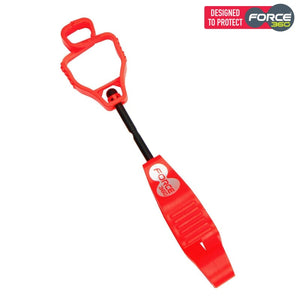 Force360 The Claw Glove Clip Red Safety Wear