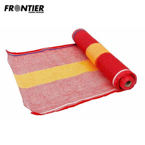 Frontier Budget Barrier Mesh 50M Orange/yellow Safety