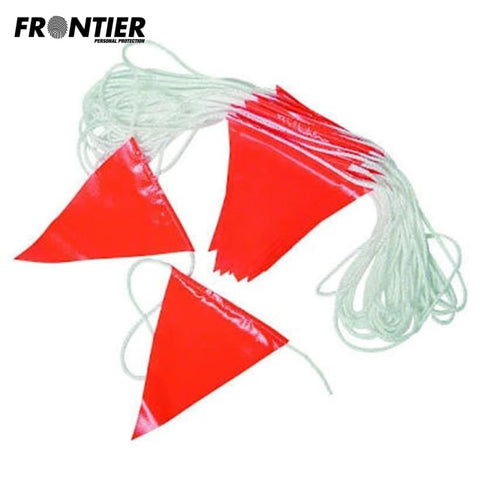 Frontier Bunting 30 Mtr Orange Safety