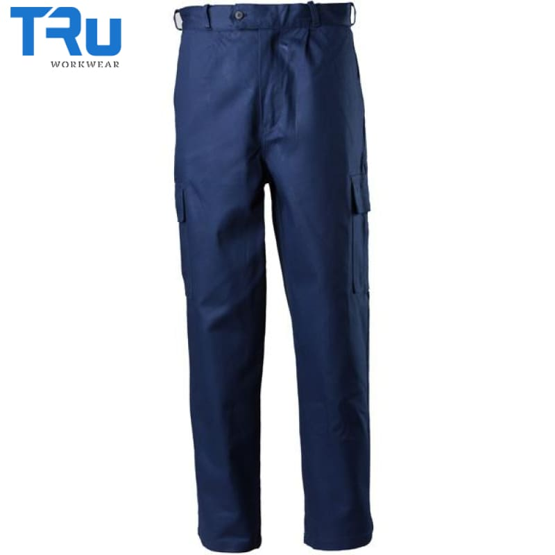 Heavy Weight Cotton Drill Cargo Pants Workwear