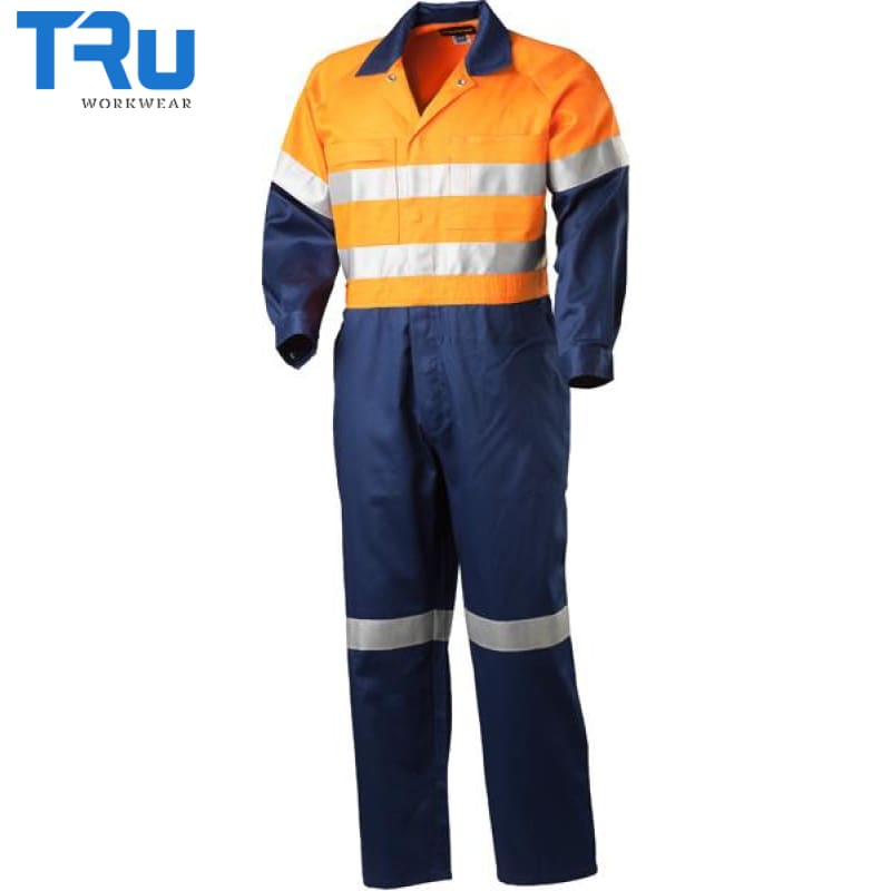 Heavyweight Coverall With 3M Tape Workwear
