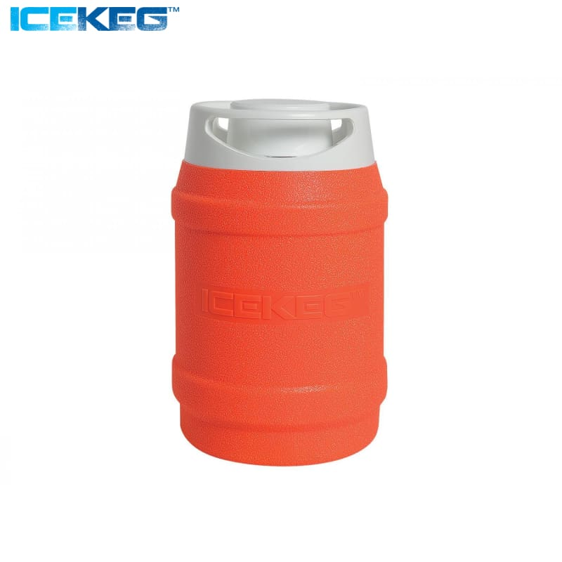 Ice Keg 2.5 Litre Orange Icekeg Safety Wear