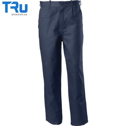 Lightweight Cotton Drill Work Trousers Workwear
