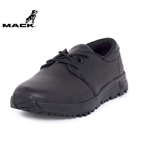 Mack Ladies Non-Safety Shoe Metro Black Workwear