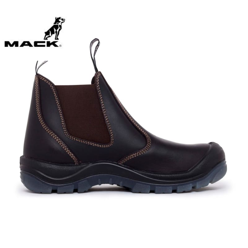 a546af5b4be Mack, Non-Safety Boot, Boost, Claret