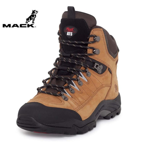Mack Non-Safety Boot Peak Honey Workwear