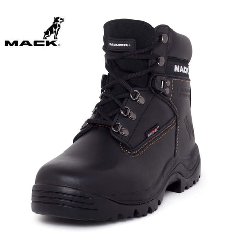 Mack Non-Safety Boot Ultra Black Workwear