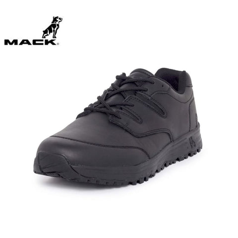 Mack Non-Safety Shoe Fleet Black Workwear