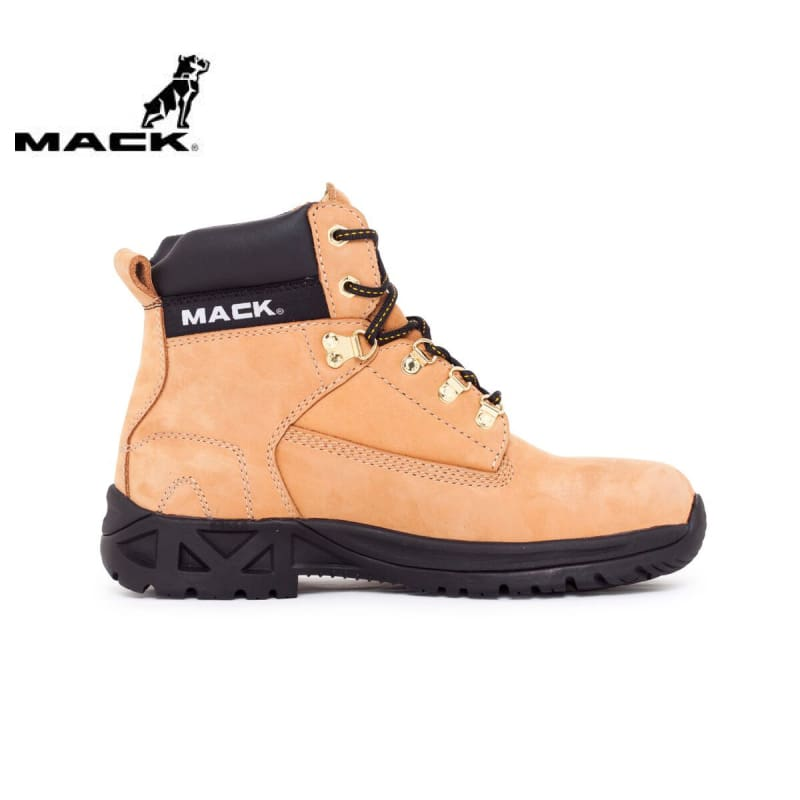 Mack Safety Boot Bulldog 2 Honey Workwear