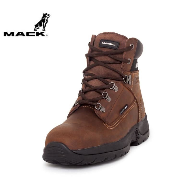 Mack Safety Boot Bulldog 2 Rocky Brown Workwear