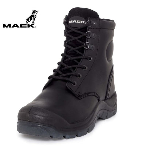 Mack Safety Boot Charge Black Workwear