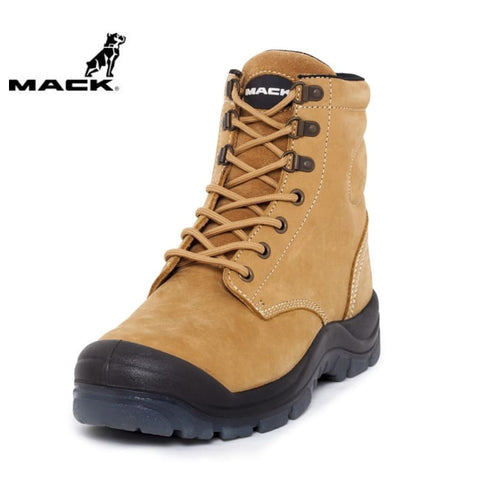 Mack Safety Boot Charge Honey Workwear