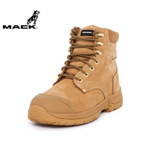 Mack Safety Boot Chassis Honey Workwear