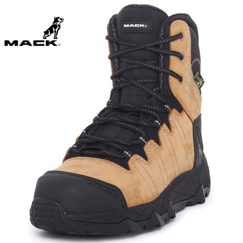 Mack Safety Boot Granite 2 Honey Workwear